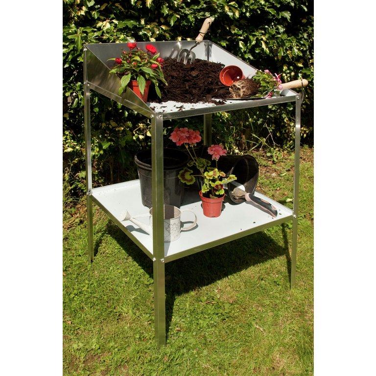 Argos Garden Bench: Buy Halls Potting Bench
