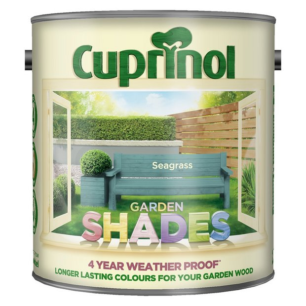 Splendid Buy Cuprinol Paint At Argoscouk  Your Online Shop For Home And  With Gorgeous  More Details On Cuprinol Garden Shades L  Seagrass With Divine Garden Small Design Also  For  Kew Gardens In Addition Rattan Garden Chairs And Garden Clocks Homebase As Well As Shade Perennial Garden Additionally Glasgow Hilton Garden Inn From Argoscouk With   Gorgeous Buy Cuprinol Paint At Argoscouk  Your Online Shop For Home And  With Divine  More Details On Cuprinol Garden Shades L  Seagrass And Splendid Garden Small Design Also  For  Kew Gardens In Addition Rattan Garden Chairs From Argoscouk