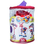 more details on Alex Toys Zoob Junior 55 Piece Set.