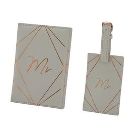 'Mr' Luggage Set