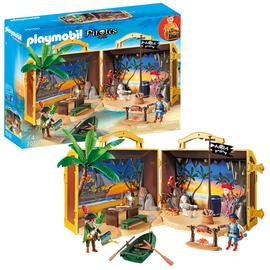 Playmobil 70150 Pirates Travel Pirate Island