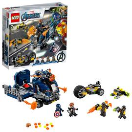 LEGO Super Heroes Marvel Avengers Truck Take-Down Set- 76143