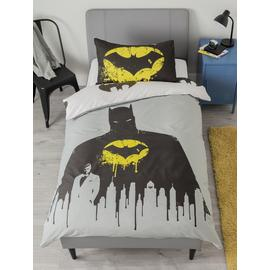 Warner Brothers Batman Bedding Set