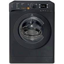 Indesit XWDE751480XK 7KG 1400 Spin Washer Dryer - Black