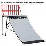 more details on Freshpark 4 x 4 Quaterpipe Kit.