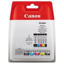 Canon PGI570 & CLI571 Ink Cartridges Black & Colour