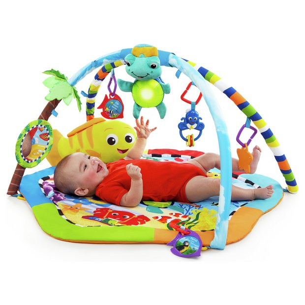 Buy Baby Einstein Rythm Reef Play Gym At Argos Co Uk