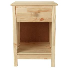 Argos Home Scandinavia 1 Drawer Bedside Chest