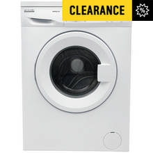 ProAction WMNS610P 6KG 1000 Spin Washing Machine - White