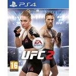 more details on EA Sports UFC 2 - PS4.