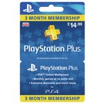 more details on PlayStation Plus: 3 Month Membership (PSN)