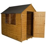 Forest Essential Overlap 5 x 7ft Shed.