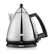 De'Longhi Argento Pyramid Kettle - Stainless Steel