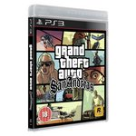 more details on Grand Theft Auto V: San Andreas PS3 Game.