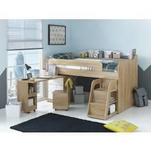 Buy Home Josie Shorty Bunk Bed With 2 Elliott Mattresses