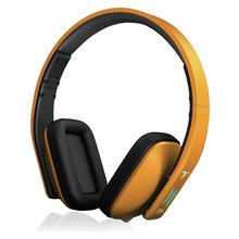 iT7 X2 Bluetooth Headphones - Orange Matte