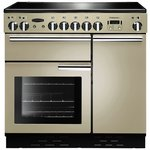 more details on Rangemaster Professional 90cm Electric Range Cooker - Cream.