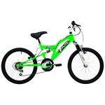 more details on Flite Turbo 20 inch Junior Full Suspension Bike - Boys'.