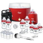 more details on Tommee Tippee Closer to Nature Red Essentials Kit.