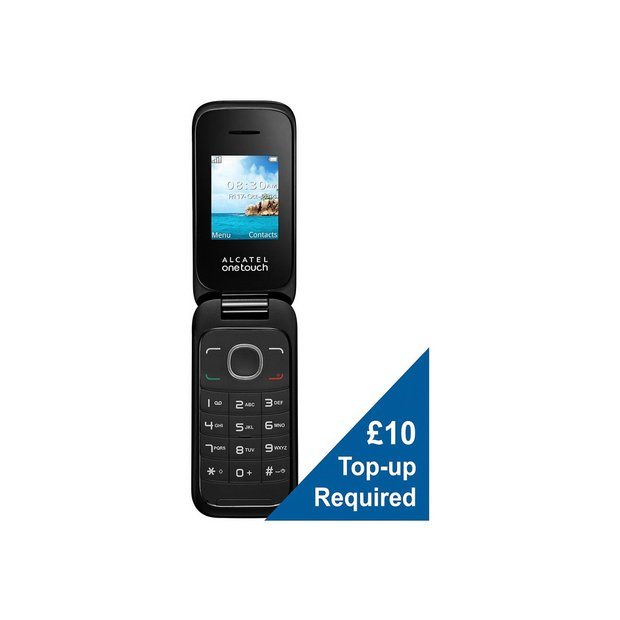 buy ee alcatel mobile phone at your online shop for pay as you go phones. Black Bedroom Furniture Sets. Home Design Ideas