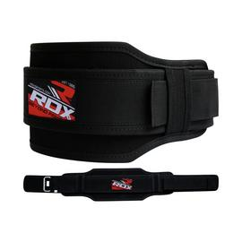 RDX Neoprene Extra Large Weight Lifting Belt - Black