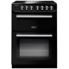 Rangemaster Professional Double Electric Cooker - Black
