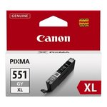 more details on Canon CLI-551XL Grey Ink Cartridge.