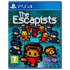 The Escapists PS4 Game
