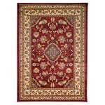 Structura Rug - 160x230cm - Red