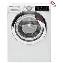 Hoover DWL413AIW3 Wi-Fi Washing Machine - White Best Price, Cheapest Prices