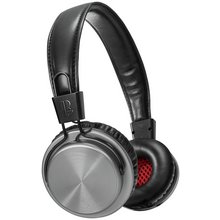 BLOC & ROC Galvanize S1 On Ear Headphones - Grey