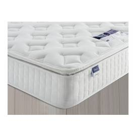 Silentnight Stanfield Sprung Pillowtop Kingsize Mattress