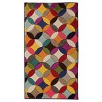 Jazz Carousel Rug - 120x170cm - Multicoloured