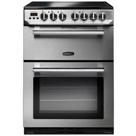 Rangemaster Professional Double Electric Cooker - S/Steel