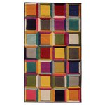 Jazz Festival Rug - 160x230cm - Multicoloured