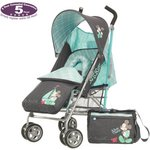 more details on Disney Stroller and Footmuff – Mickey Mouse Denim.