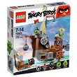 more details on LEGO Angry Birds Piggy Pirate Ship - 75825.