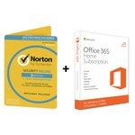 more details on Microsoft Office 365 Home and Norton Security - 3 User.