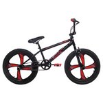 more details on Rad Outcast 20 Inch Mag Wheel BMX - Boy's.