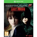 more details on Dead or Alive 5: Last Round Xbox One Game.