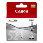 more details on Canon CLI-521 Black 9ml Ink Tank.