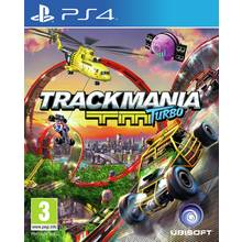 Trackmania Turbo Game - PS4 PS VR Game