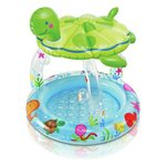 more details on Intex Sea Turtle Shade Baby Pool.