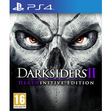 Darksiders 2 Deathinitive Edition PS4 Game