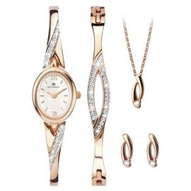 Accurist Ladies 4 Piece Gift Set