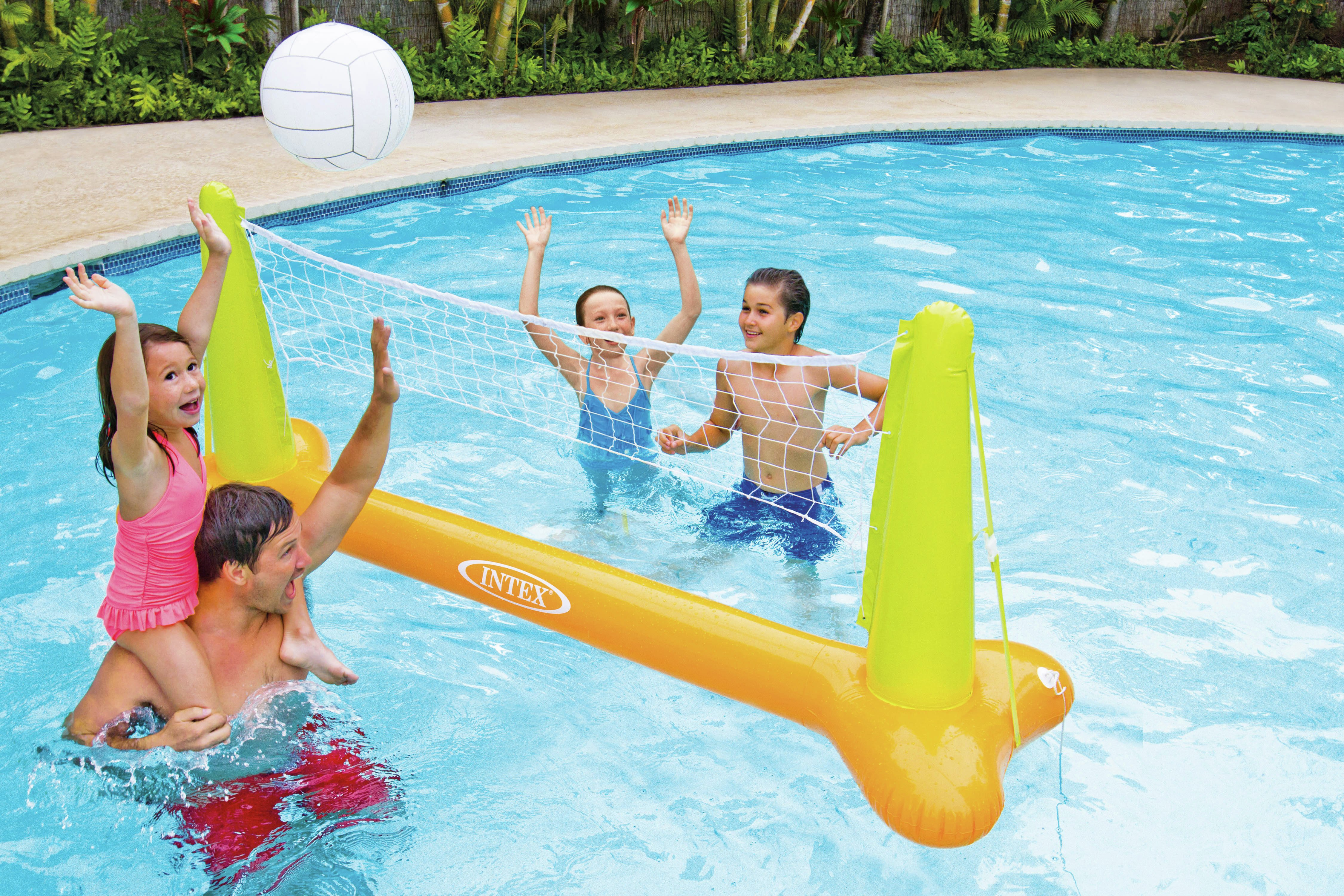 Buy ladders pools and paddling pools at your for Garden pool argos