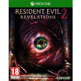 Resident Evil: Revelations 2 Xbox One Game.