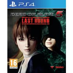 Dead or Alive 5: Last Round PS4 Game