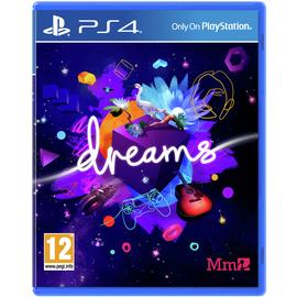 Dreams PS4 Pre-order Game