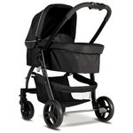 more details on Graco Evo Pit Stop Pushchair - Black.